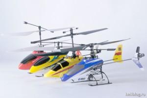 4 Наиболее популярных комнатных вертолета