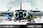 Воздушный бой от Nine Eagles - Combat Twister