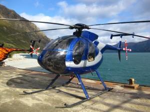 Вертолет md-500e