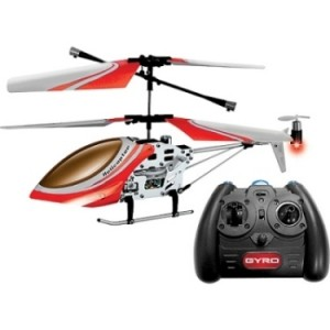 Трехканальный ИК-вертолет Gyro-107