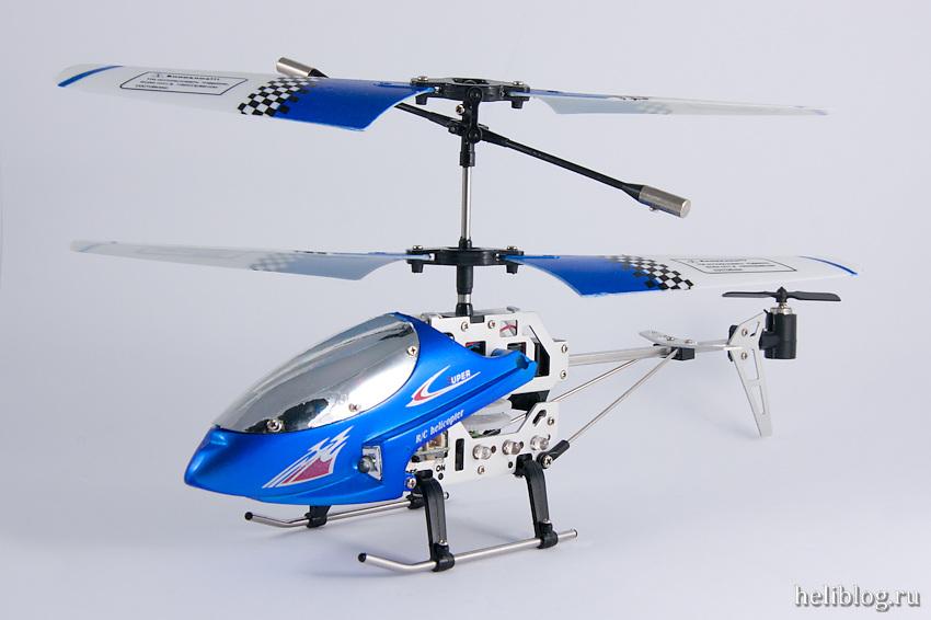 """HEG-102 blue - вертолет """"Связной"""""""