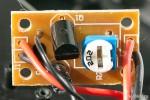 Плата электроники зарядника от MCX