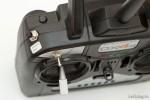 Spektrum DX4e - тренерский переключатель и переключатель пятого канала