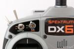 Spektrum DX6i, верхний левый угол