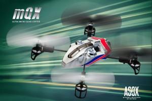 Микроквадрокоптер E-flite Blade mQX