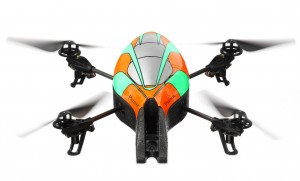 Parrot AR Drone Quadrocopter